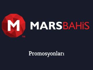 Marsbahis Promosyonları