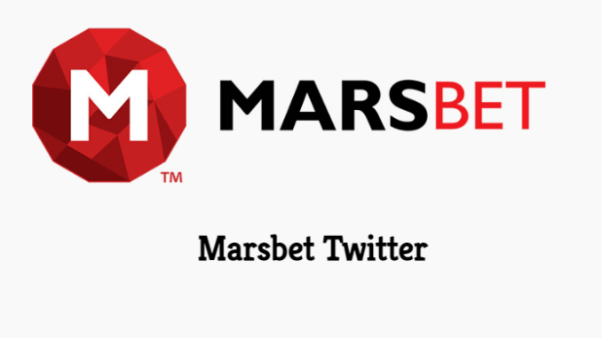 Marsbet Twitter